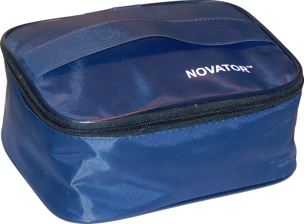 TRAVEL CASE FOR VIOLET RAY DEVICES.